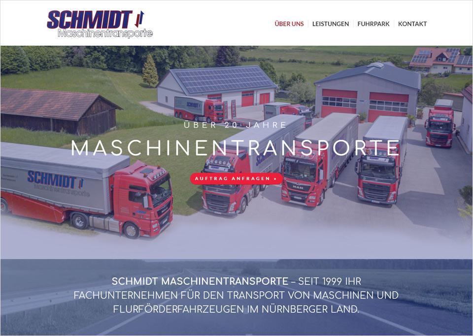 Homepage-Erstellung für Longworth Media GmbH & Co. KG, 90475 Nürnberg